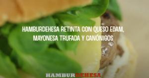 receta hamburguesa