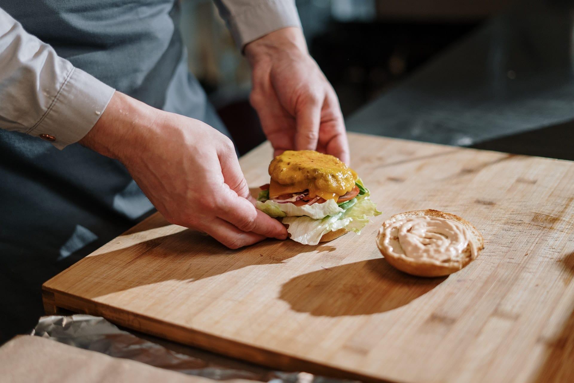 5 curiosidades de las hamburguesas