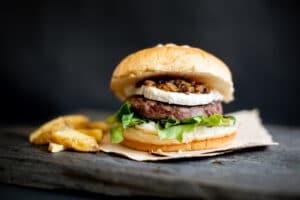 hamburguesa xl